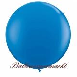 Riesenballon, Riesen-Luftballon, Blau, 200 cm