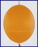 Girlanden-Luftballons, Gold, 50 Stück