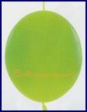 Girlanden-Luftballons, Limonengrün, 100 Stück