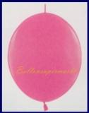 Girlanden-Luftballons, Rosa, 50 Stück