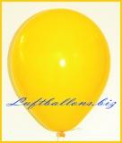 Große Latex-Luftballons, 40 cm x 36 cm, Gelb, 50 Stück