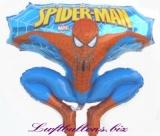 Großer Spider-Man Luftballon mit Helium