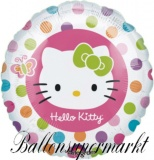 Hello Kitty Luftballon, Rainbow
