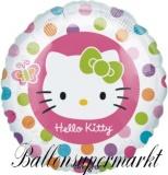 Hello Kitty Luftballon, Rainbow
