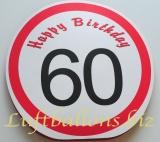 Geburtstag, Geschenktüte zum 60. Geburtstag