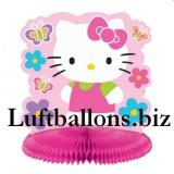 Tischständer Hello Kitty, Kindergeburtstag