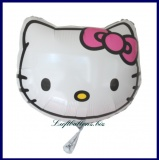 Hello Kitty Luftballon mit Helium, Head