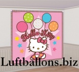 Wand-Poster Hello Kitty