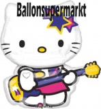 Hello Kitty Rockstar Luftballon