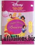 Wandposter Prinzessinnen, Disney Princess Poster