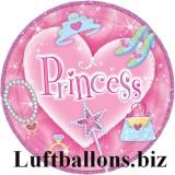 Partyteller Prinzessinnen, Disney Princess Teller