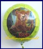 Bärenbrüder, Koda, Folien-Luftballon