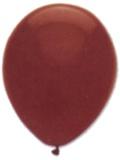 Luftballons, Farbe Burgund, Größe 30 cm, 100 Stück