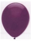 Luftballons, Farbe Lila, Größe 30 cm, 100 Stück