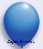 Deko-Luftballons, Standardfarben, Blau, 75/85 cm, 100 Stück, Serie 2