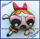 Blossom, Powerpuff Girls, Luftballon aus Folie