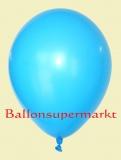 Luftballons, Farbe Himmelblau, Größe 30 cm, 100 Stück