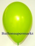 Luftballons, Farbe Pistazie, Größe 30 cm, 100 Stück