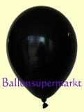 Luftballons, Farbe Schwarz, Größe 30 cm, 100 Stück