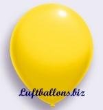 Deko-Luftballons, Standardfarben, Gelb, 75/85 cm, 100 Stück, Serie 2