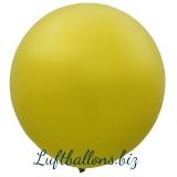 Riesenballon, Riesen-Luftballon, Gold, 60 cm