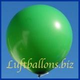 Großer Luftballon, Rund, 48-51 cm, Farbe Grün