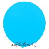 Riesenballon, Riesen-Luftballon, Hellblau, 60 cm