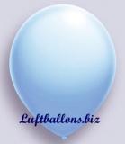 Deko-Luftballons, Standardfarben, Hellblau, 75/85 cm, 100 Stück, Serie 2