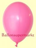 Luftballons, Farbe Pink, Größe 30 cm, 100 Stück