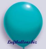 Deko-Luftballons, Standardfarben, Lagune, 75/85 cm, 100 Stück, Serie 2