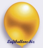 Deko-Luftballons, Metallicfarben, Gold, 75/85 cm, 100 Stück, Serie 2