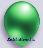 Deko-Luftballons, Metallicfarben, Grün, 75/85 cm, 100 Stück, Serie 2
