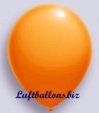 Deko-Luftballons, Standardfarben, Orange, 75/85 cm, 100 Stück, Serie 2