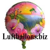Hawaii Party Luftballon