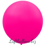 Riesenballon, Riesen-Luftballon, Pink, 150 cm