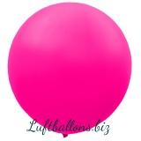 Riesenballon, Riesen-Luftballon, Pink, 60 cm
