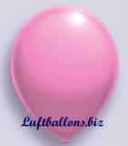 Deko-Luftballons, Standardfarben, Rosa, 75/85 cm, 100 Stück, Serie 2