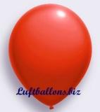 Deko-Luftballons, Standardfarben, Rot, 75/85 cm, 100 Stück, Serie 2