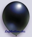 Deko-Luftballons, Standardfarben, Schwarz, 75/85 cm, 100 Stück, Serie 2
