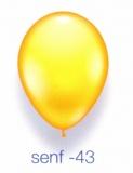 Deko-Luftballons, Standardfarben, Senf, 28-30 cm, 25 Stück