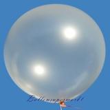 Großer Luftballon, Rund, 48-51 cm, Transparent
