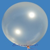 Riesenballon, Riesen-Luftballon, Transparent, 60 cm
