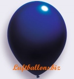 Deko-Luftballons, Standardfarben, Ultramarin, 75/85 cm, 100 Stück, Serie 2