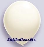 Deko-Luftballons, Standardfarben, Weiß, 75/85 cm, 100 Stück, Serie 2