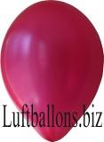 Luftballons Metallic, Pink, 10 Stück, 30 cm