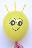 Marsi-Luftballon, Gelb