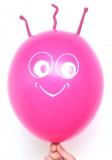 Marsi-Luftballon, Magenta
