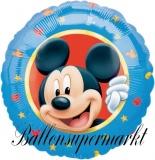 Micky Maus Luftballon, Mickey Mouse Porträt
