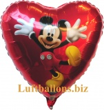 Mickey Mouse Dancing Luftballon