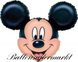 Luftballon Mickey Mouse, Shape, Kindergeburtstag u. Geschenk
